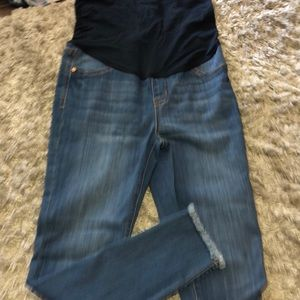 💋3/$30💋Celebrity pink maternity jeans s